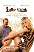 "Poster art for ""Finding Amanda."""