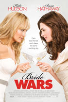"Poster art for ""Bride Wars."""