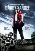 "Poster art for ""Talento de Barrio."""
