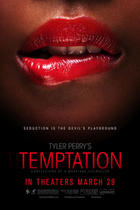 "Poster art for ""Tyler Perry's Temptation: Confessions of a Marriage Counselor."""