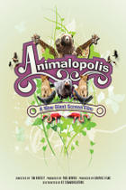 "Poster art for ""Animalopolis."""