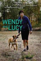 "Poster art for ""Wendy and Lucy."""
