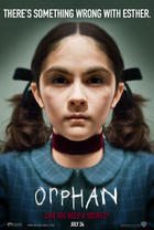 "Poster art for the ""Orphan."""