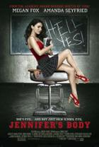 "Poster art for ""Jennifer's Body."""