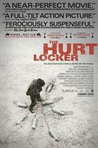 "Poster art for ""The Hurt Locker."""