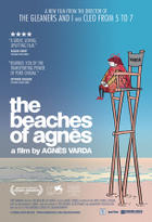 "Poster art for ""The Beaches of Agnès."""
