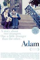 "Poster art for ""Adam."""