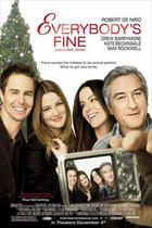 "Poster art for ""Everybody's Fine."""