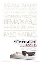 "Poster art for ""The September Issue."""