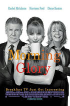 "Poster art for ""Morning Glory"""