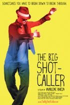 "Poster art for ""The Big Shot-Caller."""
