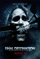 "Poster art for ""Final Destination: Death Trip 3D."""