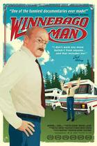 "Poster art for ""Winnebago Man."""