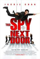 "Poster art for ""The Spy Next Door."""