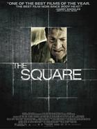 "Poster art for ""The Square."""