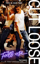 "Poster art for ""Footloose."""