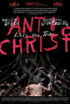 "Poster art for ""Antichrist."""