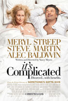 "Poster art for ""It's Complicated."""