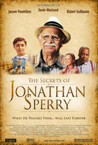 "Poster art for ""The Secrets of Jonathan Sperry."""