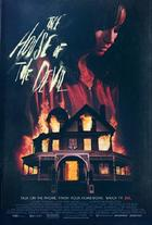 "Poster art for ""The House of the Devil."""