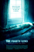 "Poster art for ""The Fourth Kind."""