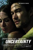 "Poster art for ""Uncertainty."""