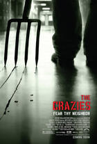 "Poster art for ""The Crazies."""