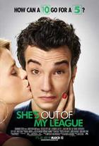 "Poster art for ""She's Out of My League."""