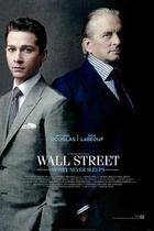 "Poster art for ""Wall Street: Money Never Sleeps."""