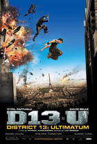 "Poster art for ""District 13: Ultimatum."""