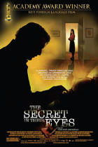 "Poster art for ""The Secret in Their Eyes."""