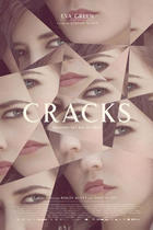 "Poster art for ""Cracks."""