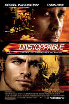 "Poster art for ""Unstoppable"""