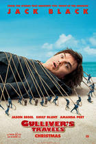 "Poster art for ""Gulliver's Travels."""