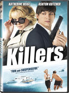"Poster art for ""Killers."""