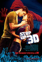 "Poster art for ""Step Up 3-D."""