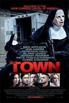 "Poster art for ""The Town."""