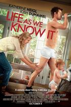 "Poster art for ""Life As We Know It"""