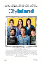 "Poster art for ""City Island."""