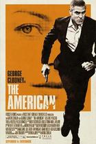 "Poster art for ""The American."""