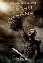 "Poster art for ""Clash of the Titans."""