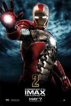 "Poster art for ""Iron Man 2: The IMAX Experience."""