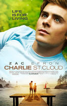 "Poster art for ""Charlie St. Cloud."""