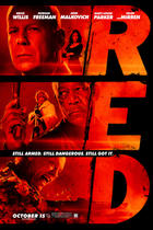 "Poster art for ""Red."""