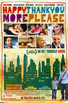 "Poster art for ""Happythankyoumoreplease"""
