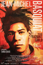 "Poster art for ""Jean-Michel Basquiat: The Radiant Child"""