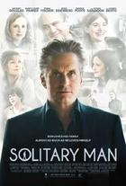 "Poster art for ""Solitary Man."""