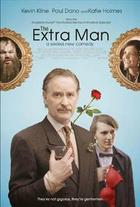 "Poster art for ""The Extra Man."""