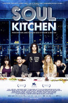 "Poster art for ""Soul Kitchen"""
