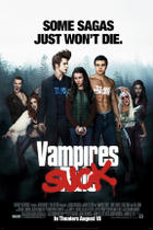 "Poster art for ""Vampires Suck"""